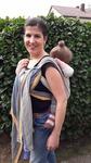 Didymos Lisca Bindetechnik: Einfacher Rucksack